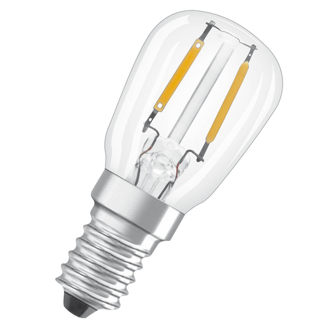 OSRAM bombilla de filamento de nevera LED E14 2,2W