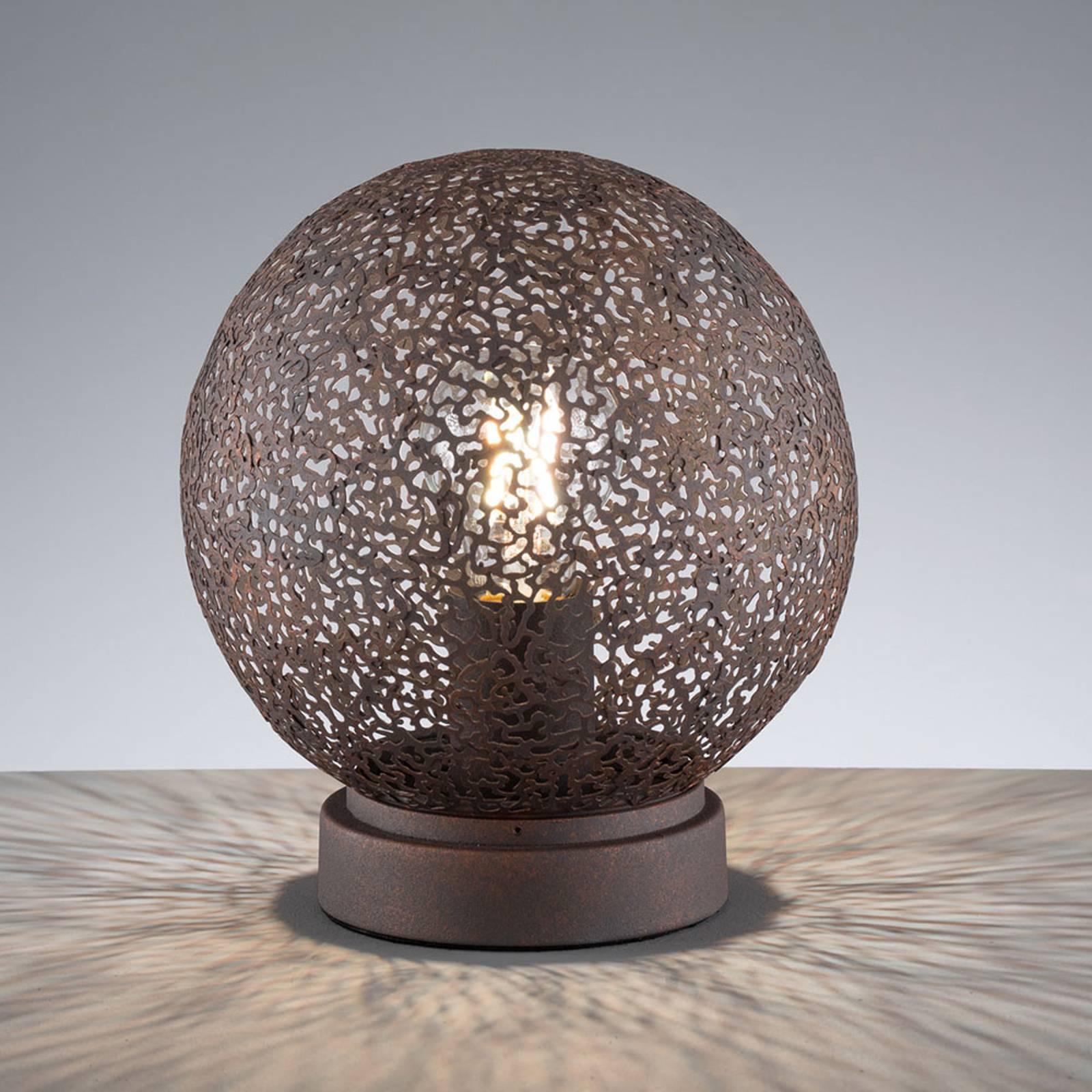 Tafellamp Willo, hoogte 22 cm, Ø 20 cm