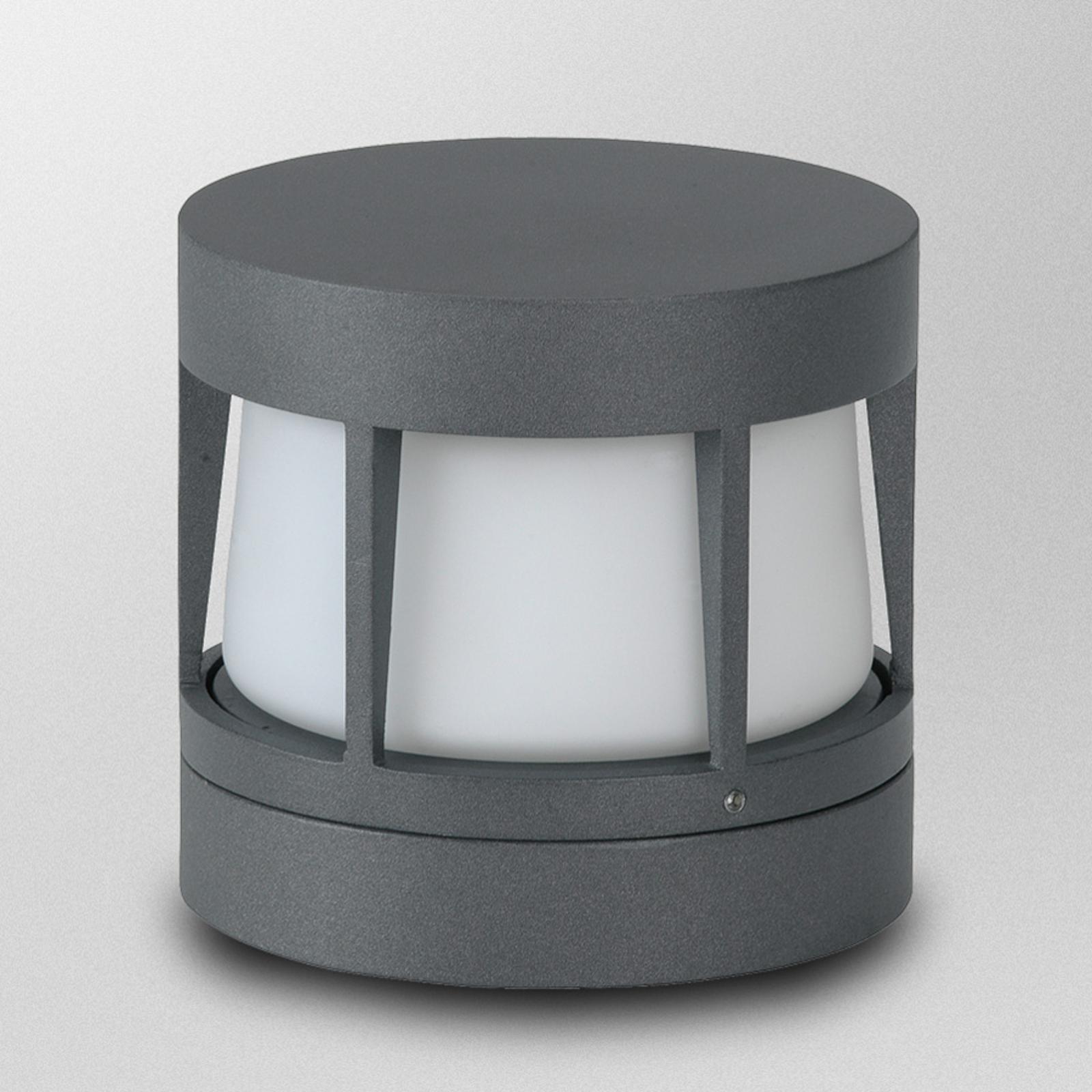 Univerzálne vonkajšie nástenné LED svietidlo Fadri