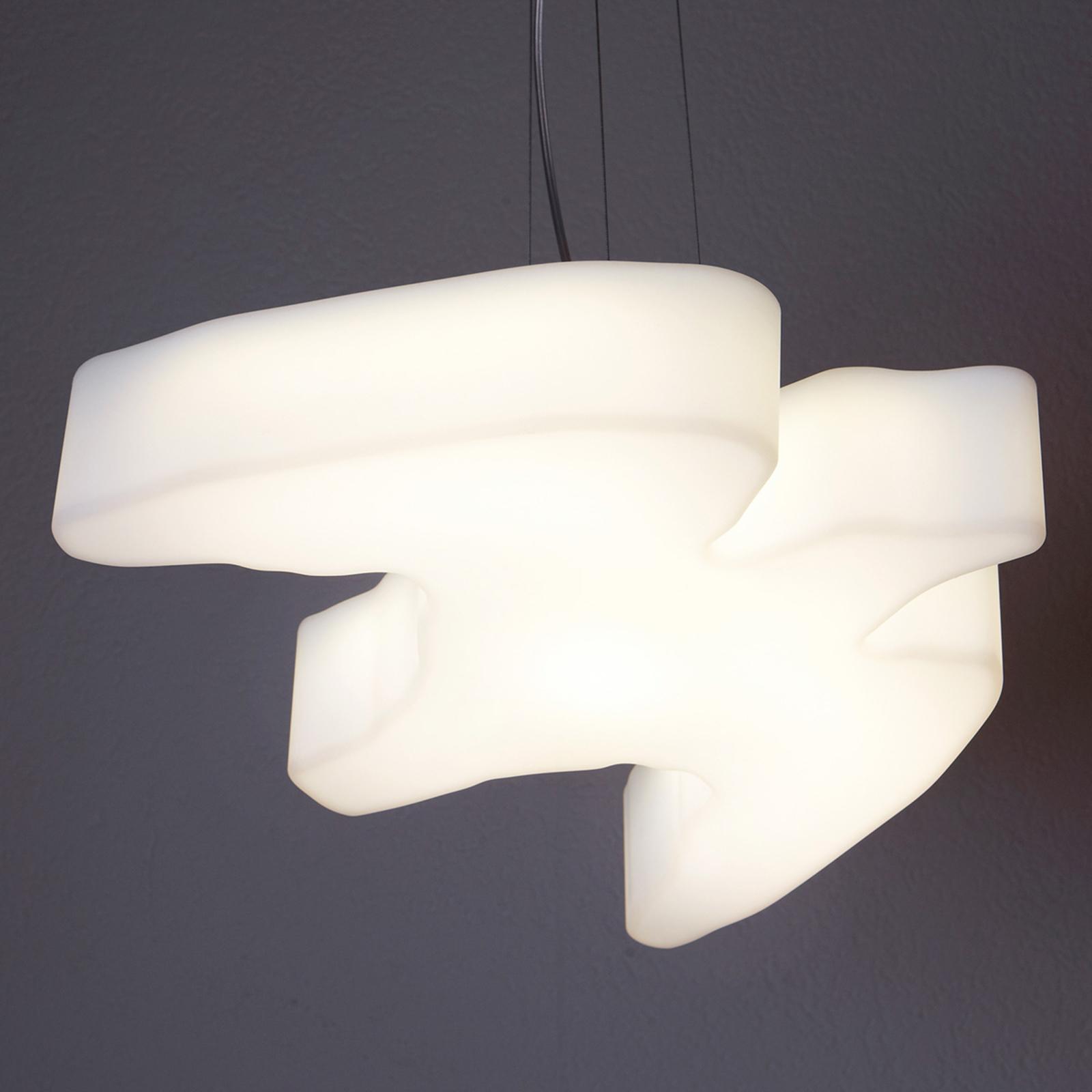 LED-hänglampa The Bird