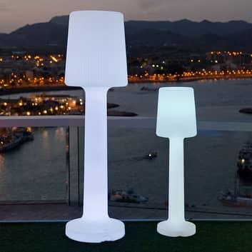 Newgarden Carmen LED stojací lampa s baterií