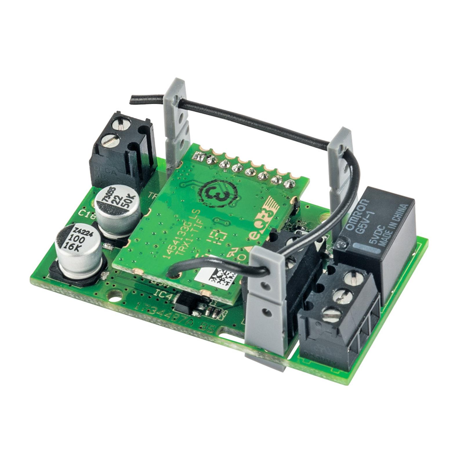Homematic IP-kontrollpanel