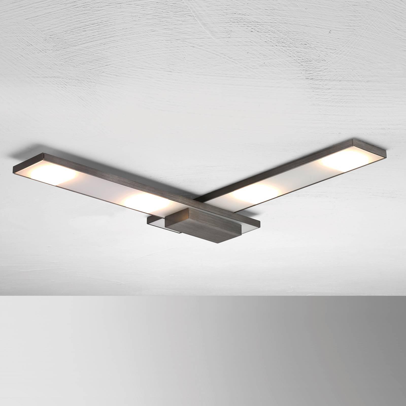 Bopp Slight - LED-Deckenleuchte, anthrazit