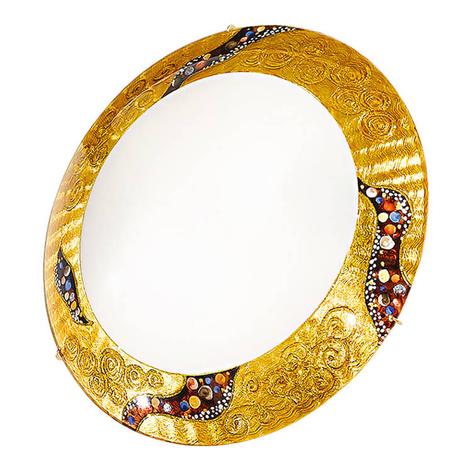 KOLARZ Kiss - plafoniera rotonda, 30 cm