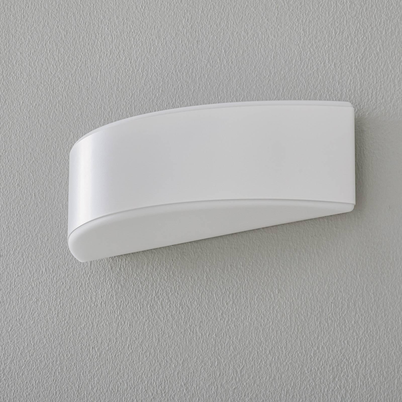 BEGA Prima Wandleuchte Blende weiß 35,4cm