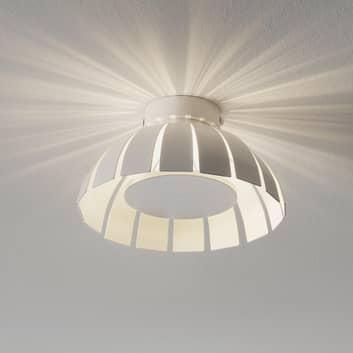 Lámpara LED de techo de diseño Loto blanca
