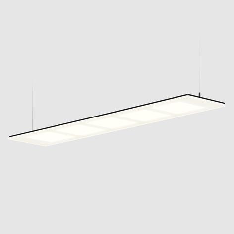 Flach gestaltete OLED-Hängeleuchte OMLED One s5