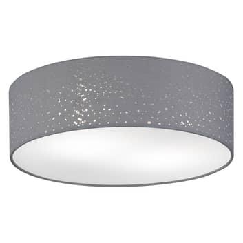 Loftlampe Thor grå