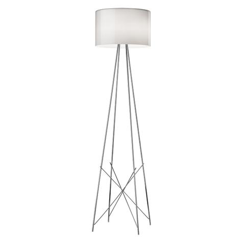 RAY F2 - Lampada da terra di design con dimmer