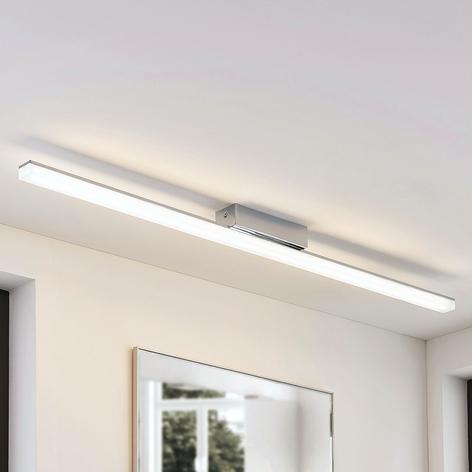 Aflang LED loftlampe Levke, IP44