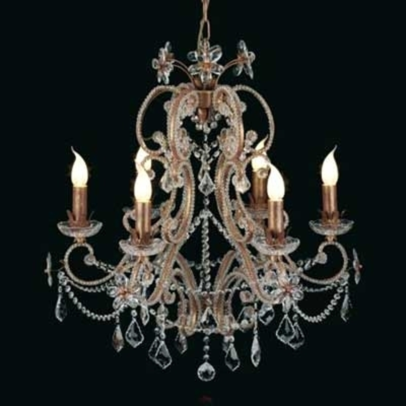 BENETTA - chandelier, rich in details_1032222_1