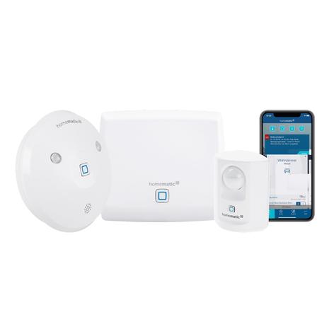 Homematic IP paket säkerhet - BILD-Edition