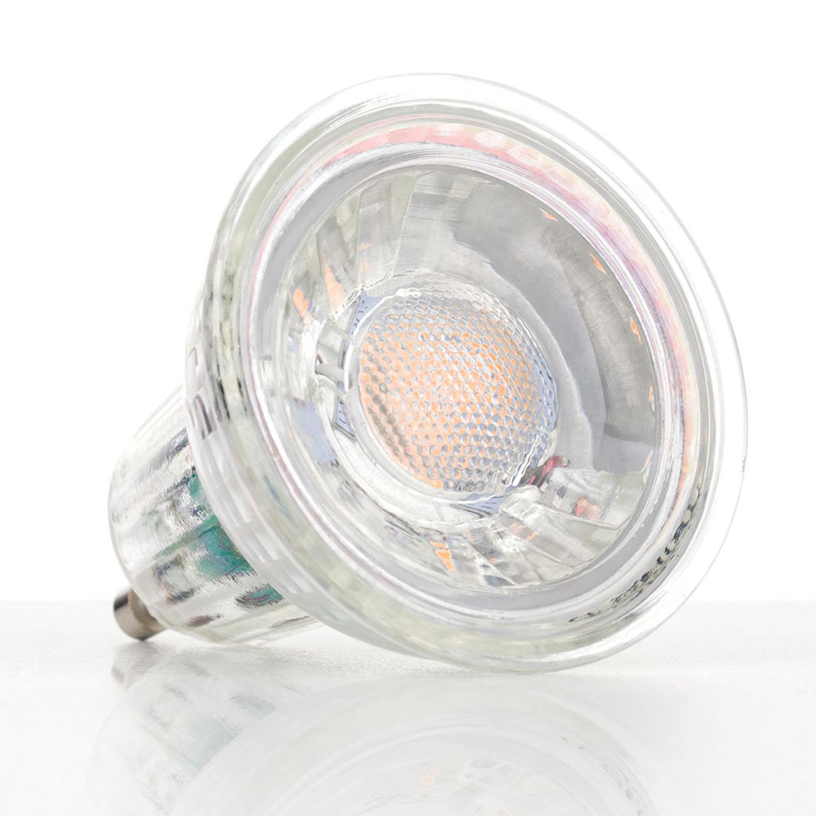 Reflektor LED GU10, 5W 2900K ściemniany