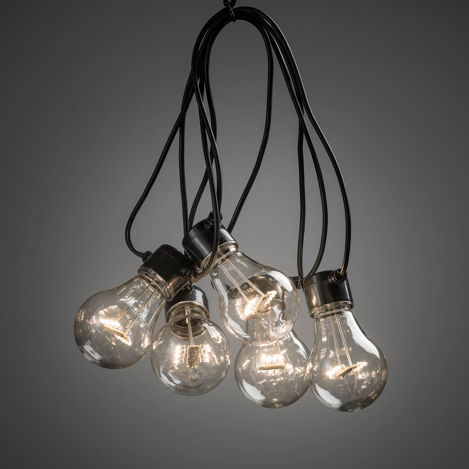 LED-lyslenke Ølhage utvidelse, varmhvit