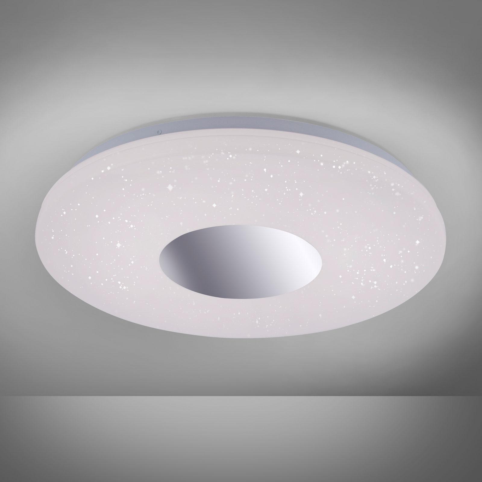 Lampa sufitowa LED Lavinia z czujnikiem 38,5cm