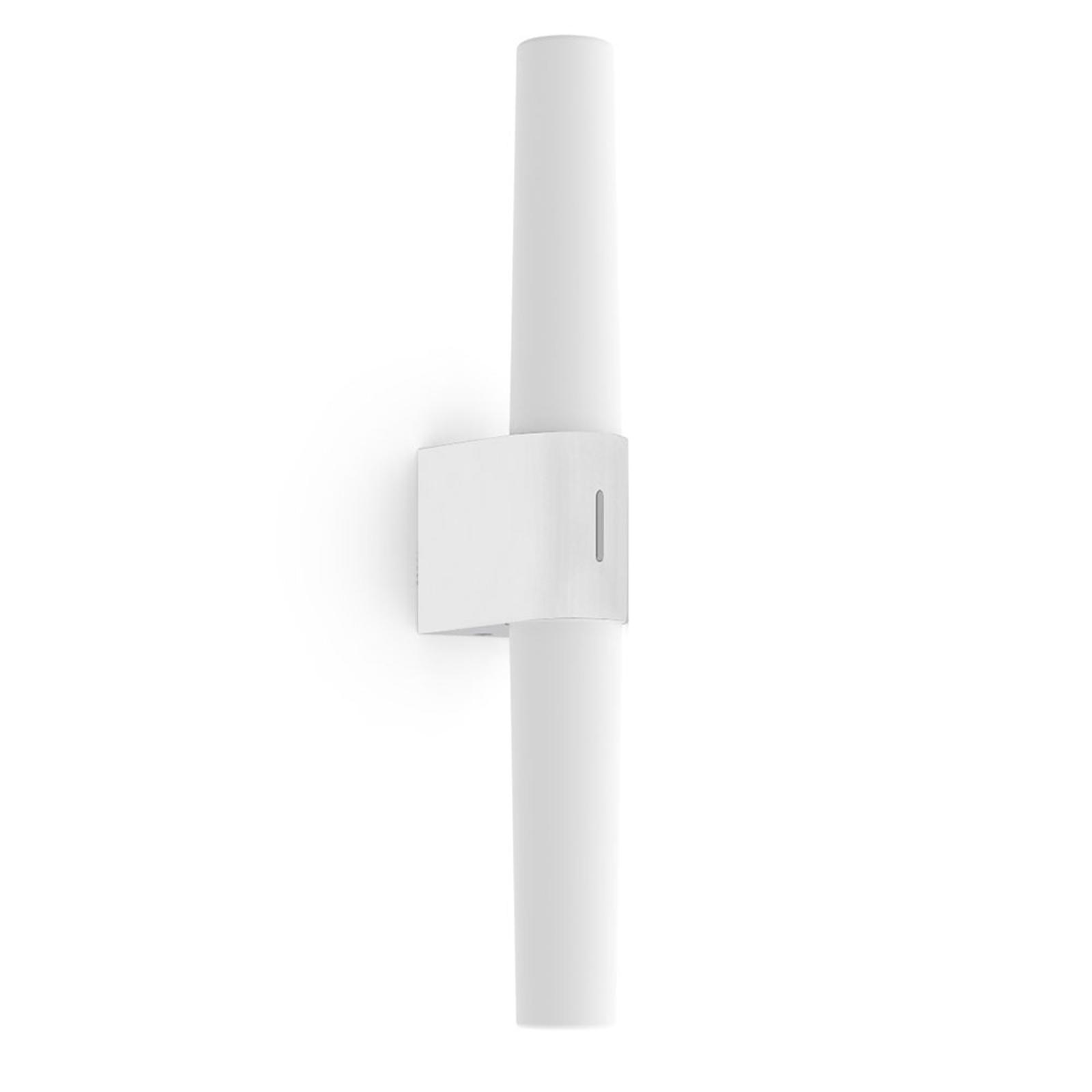 Kinkiet LED do łazienki Helva Double Basic, biały