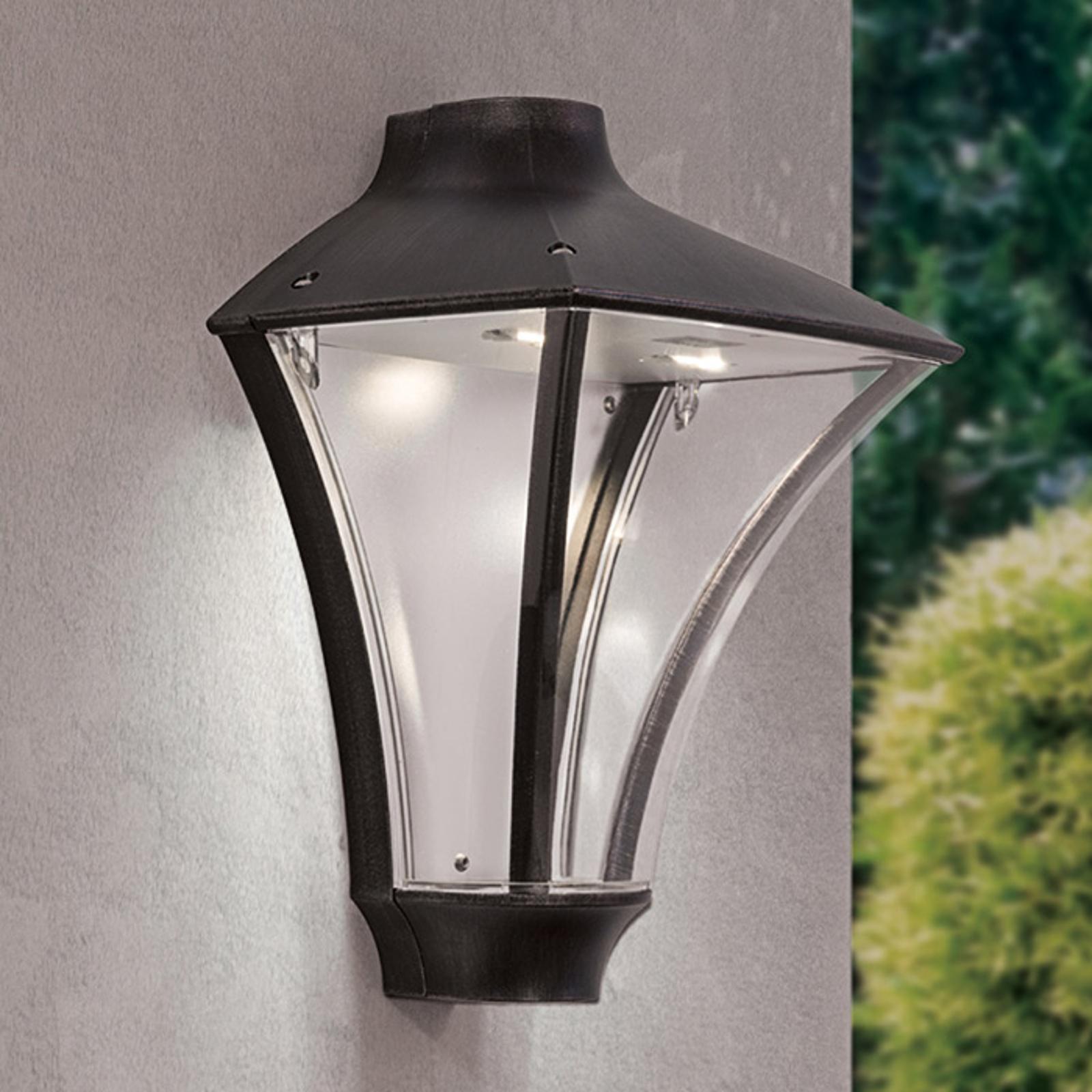 Applique d'extérieur LED Rigon IP65