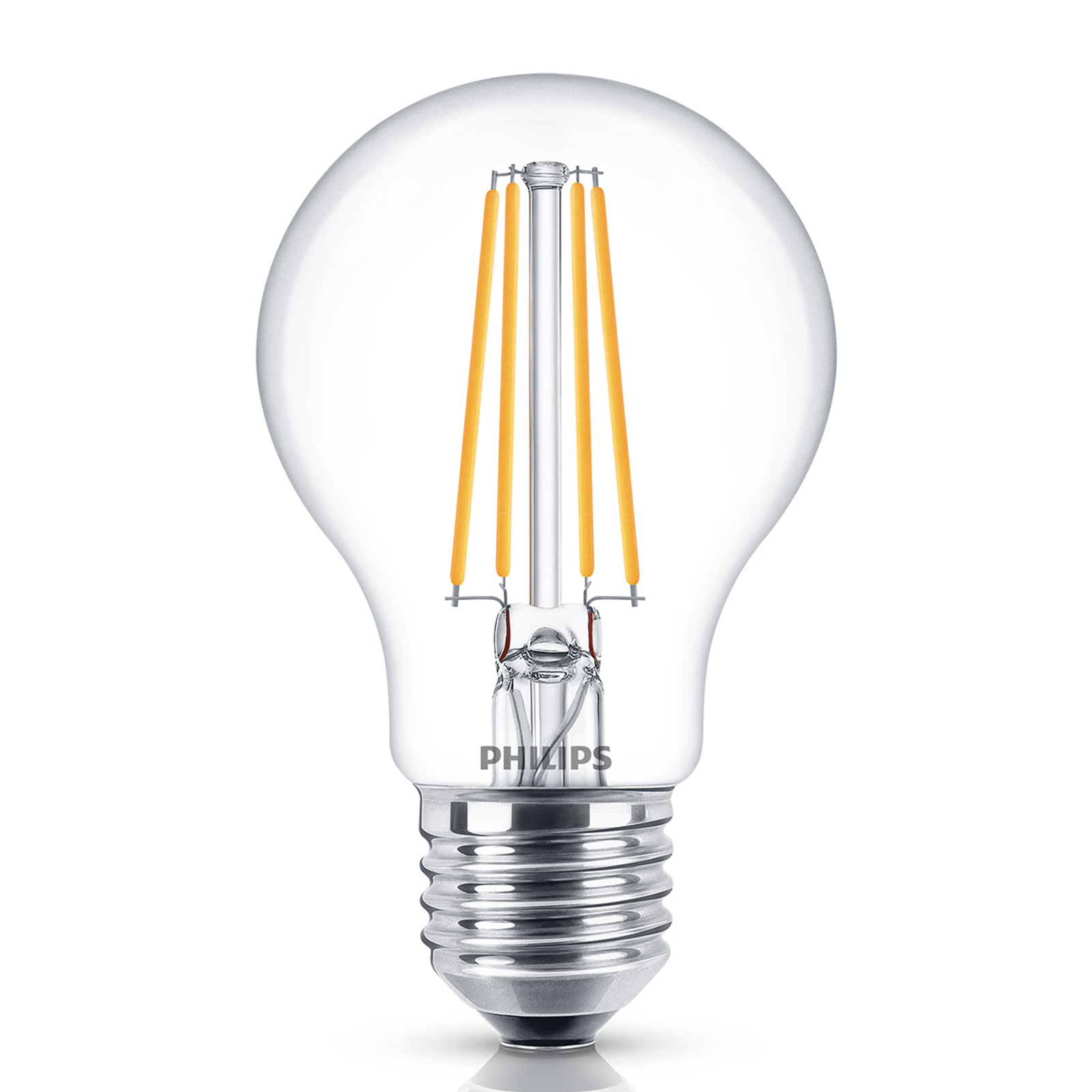 Philips Classic ampoule LED E27 A60 7W 4000K