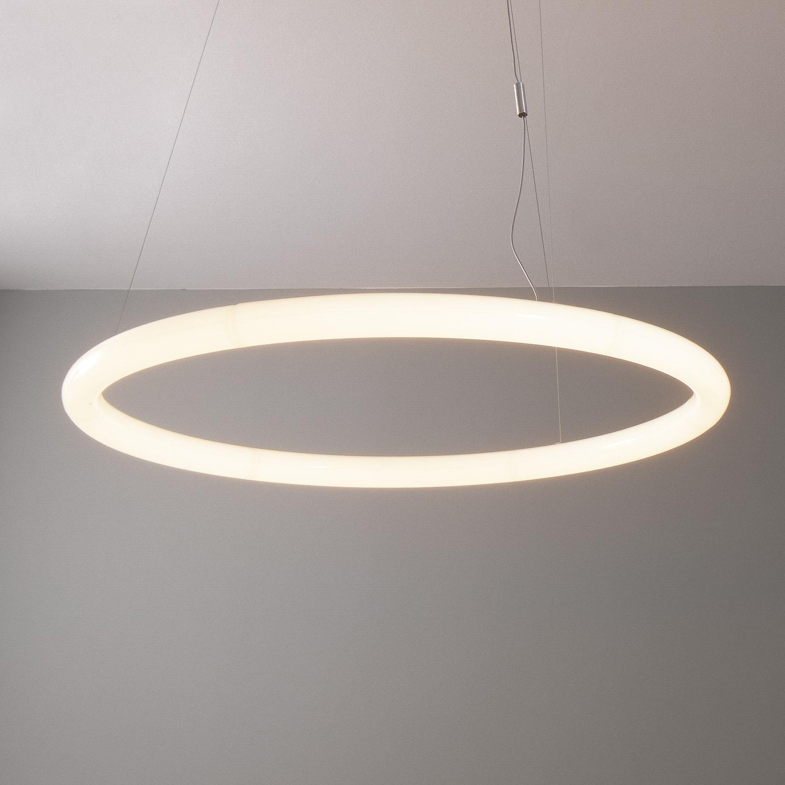 Artemide Alphabet of light circular via app 90 cm