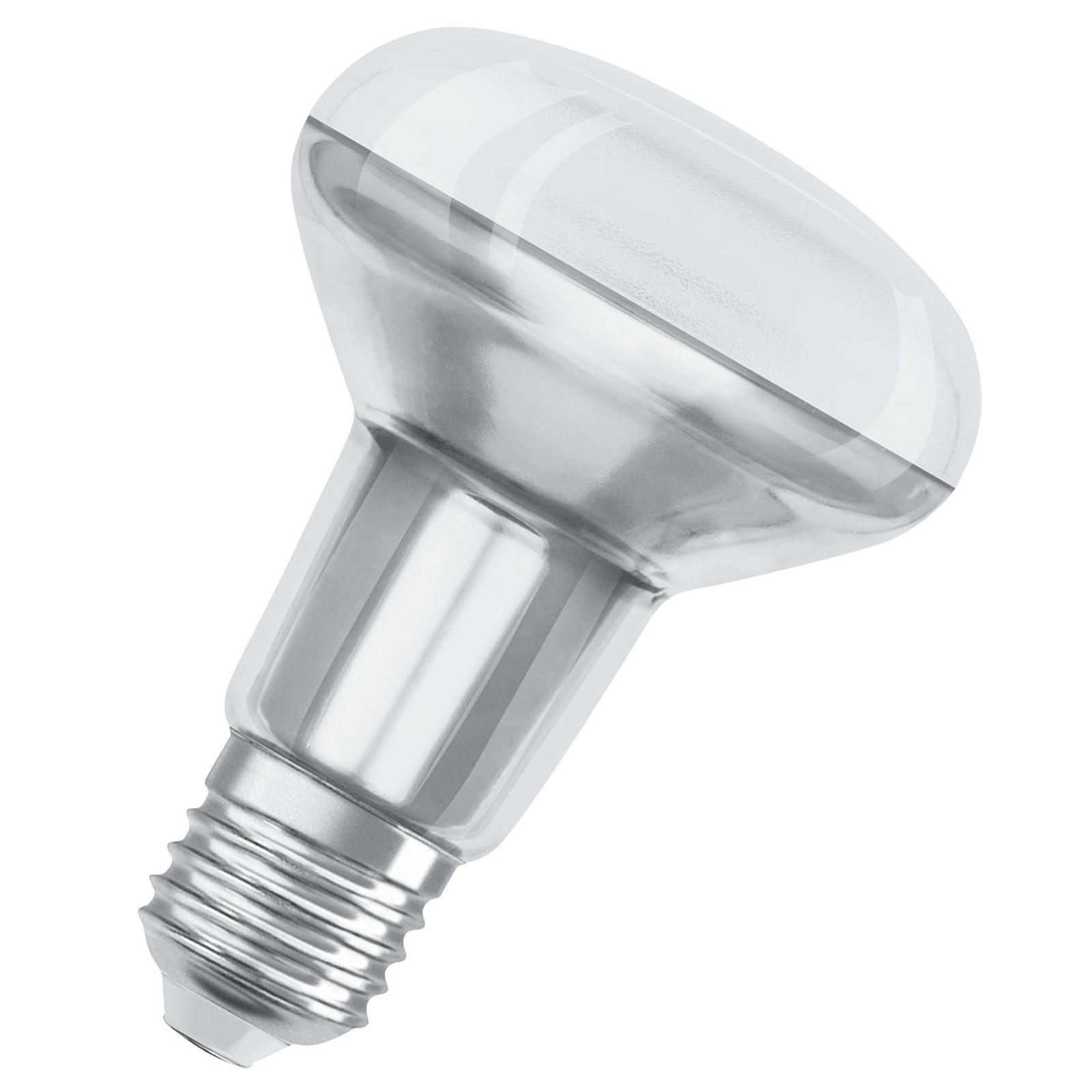 OSRAM LED-Reflektor Star E27 R80 4,3W 2.700K 36°