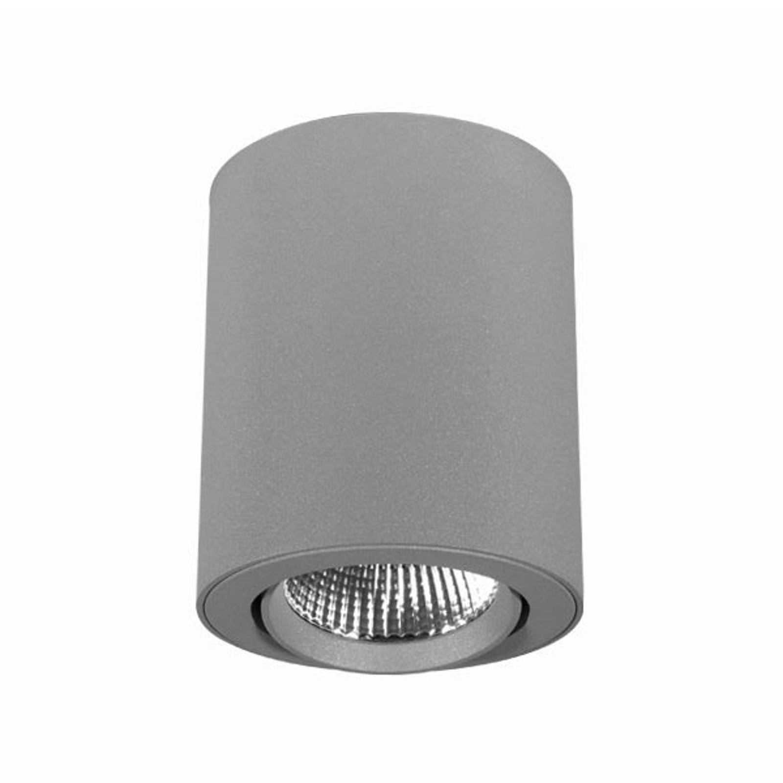 Spot LED girevole/orientabile Button 300, 14 W