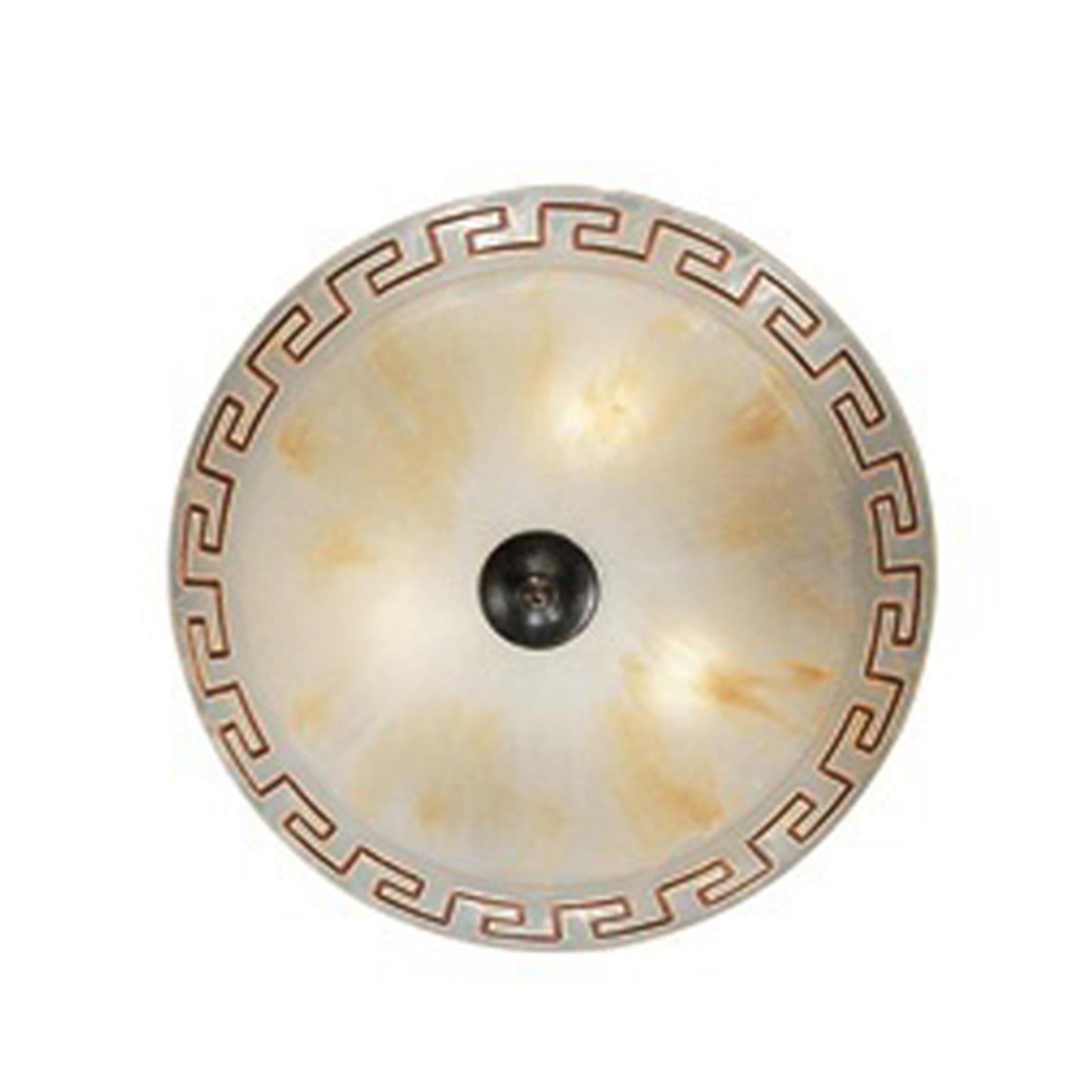 Lampa sufitowa GRECA, 2-punktowa, 40 cm