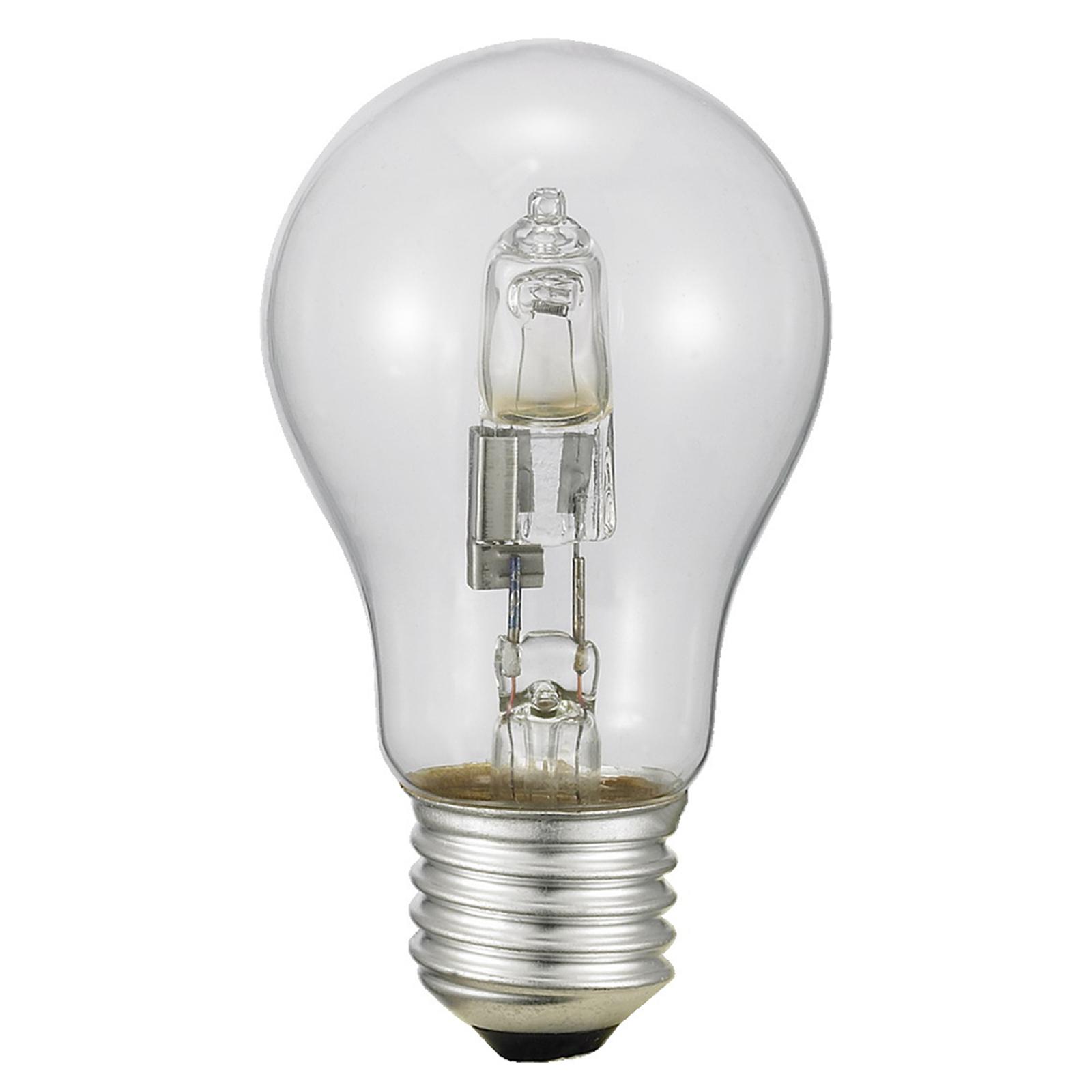 Ampoule halogène E27 20W