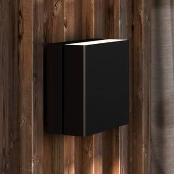 Applique LED da esterni Turn, dimming, nero