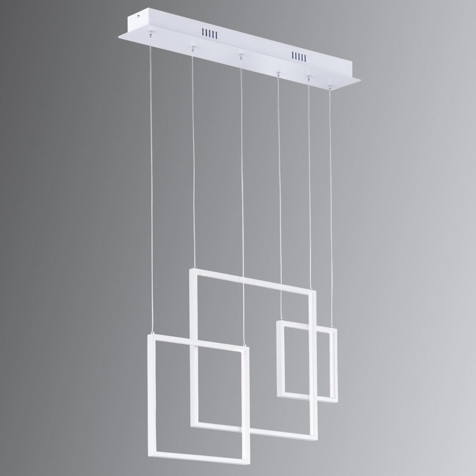 Lampa wisząca LED Tucson z funkcją switchdim