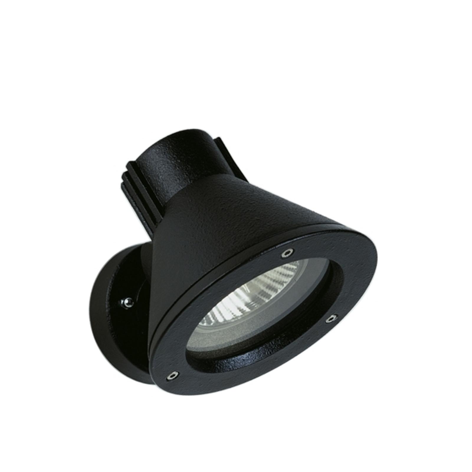 Zewnętrzny reflektor ścienny 643 S obrotowy