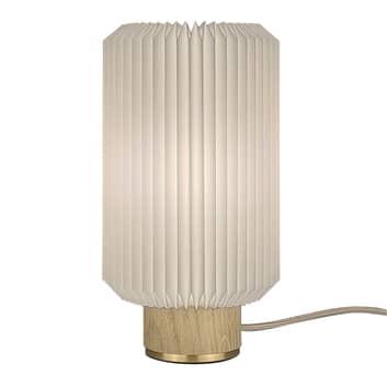 LE KLINT Cylinder -pöytävalaisin, vaalea tammi