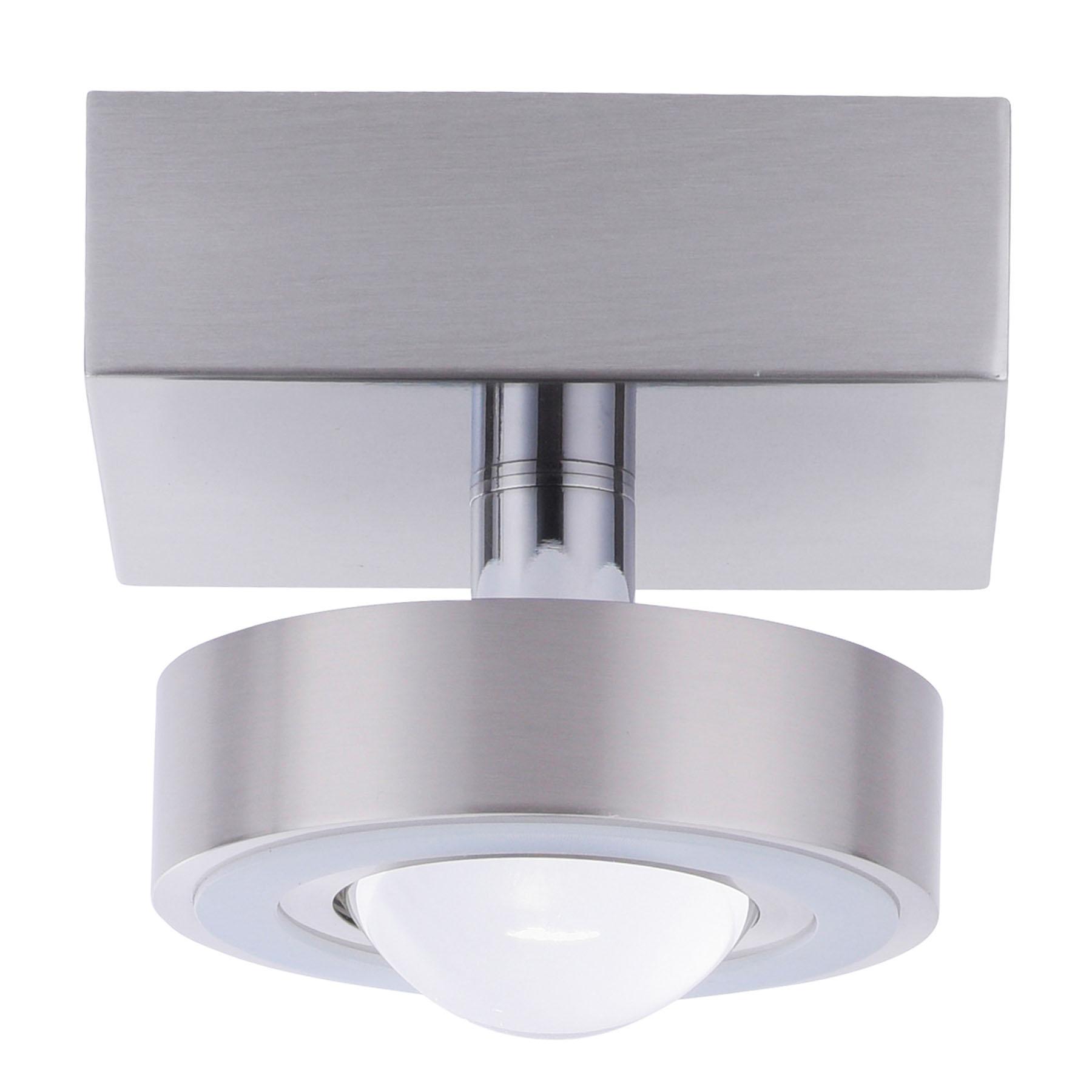 Paul Neuhaus Q-MIA LED-Deckenleuchte stahl