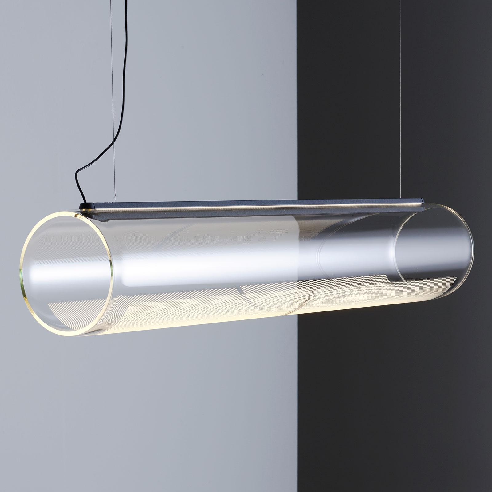 Vibia Guise 2277 LED-riippuvalaisin, pituus 89 cm