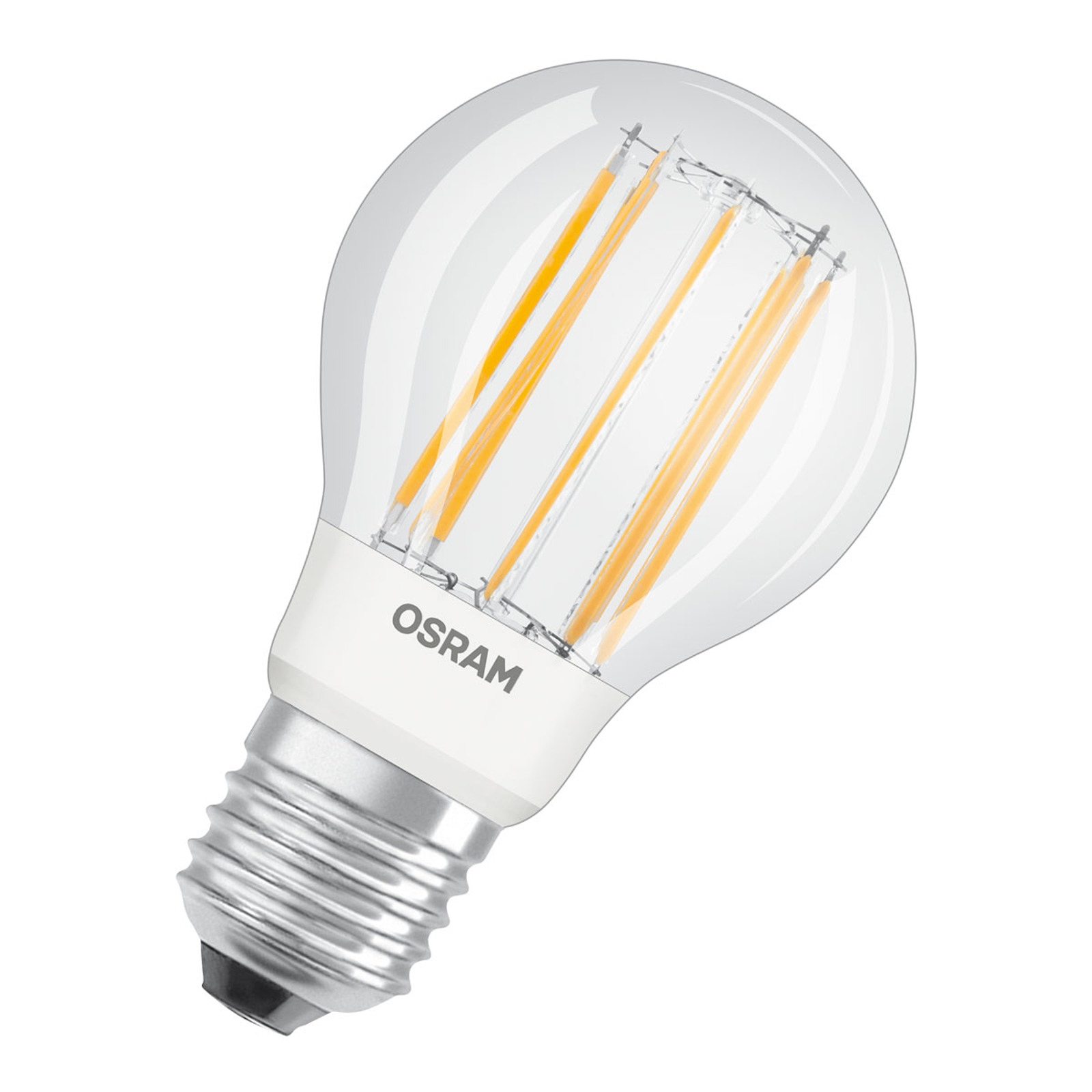 OSRAM LED-pære Classic filament 12 W klar 2700K