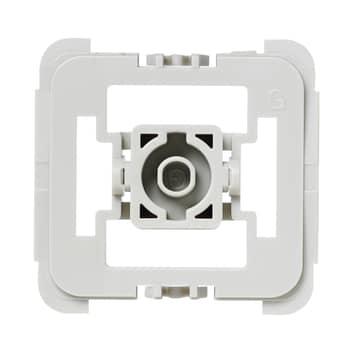 Homematic IP adapter przełącznika Gira 55 20x