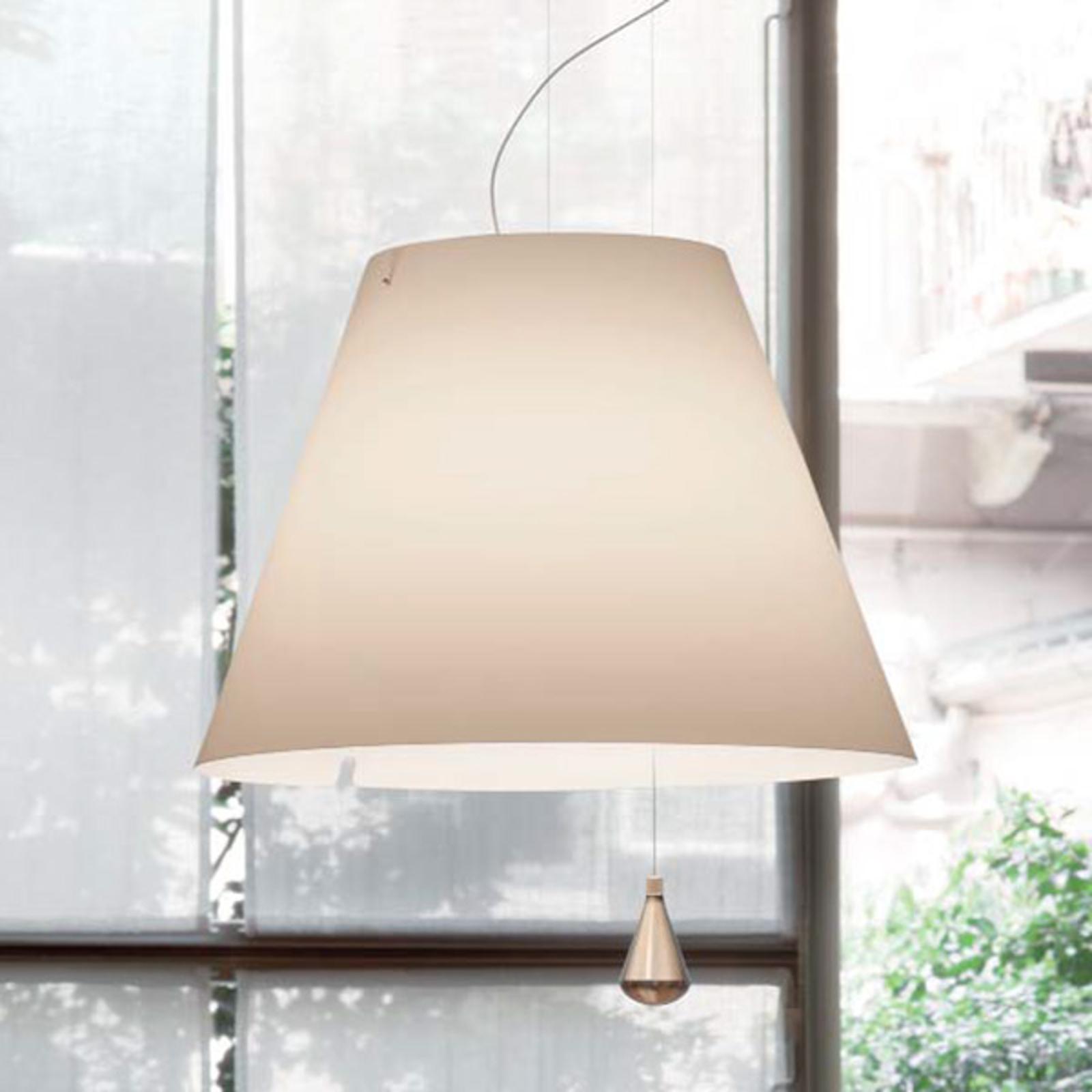 Elegancka lampa wisząca Lady Costanza