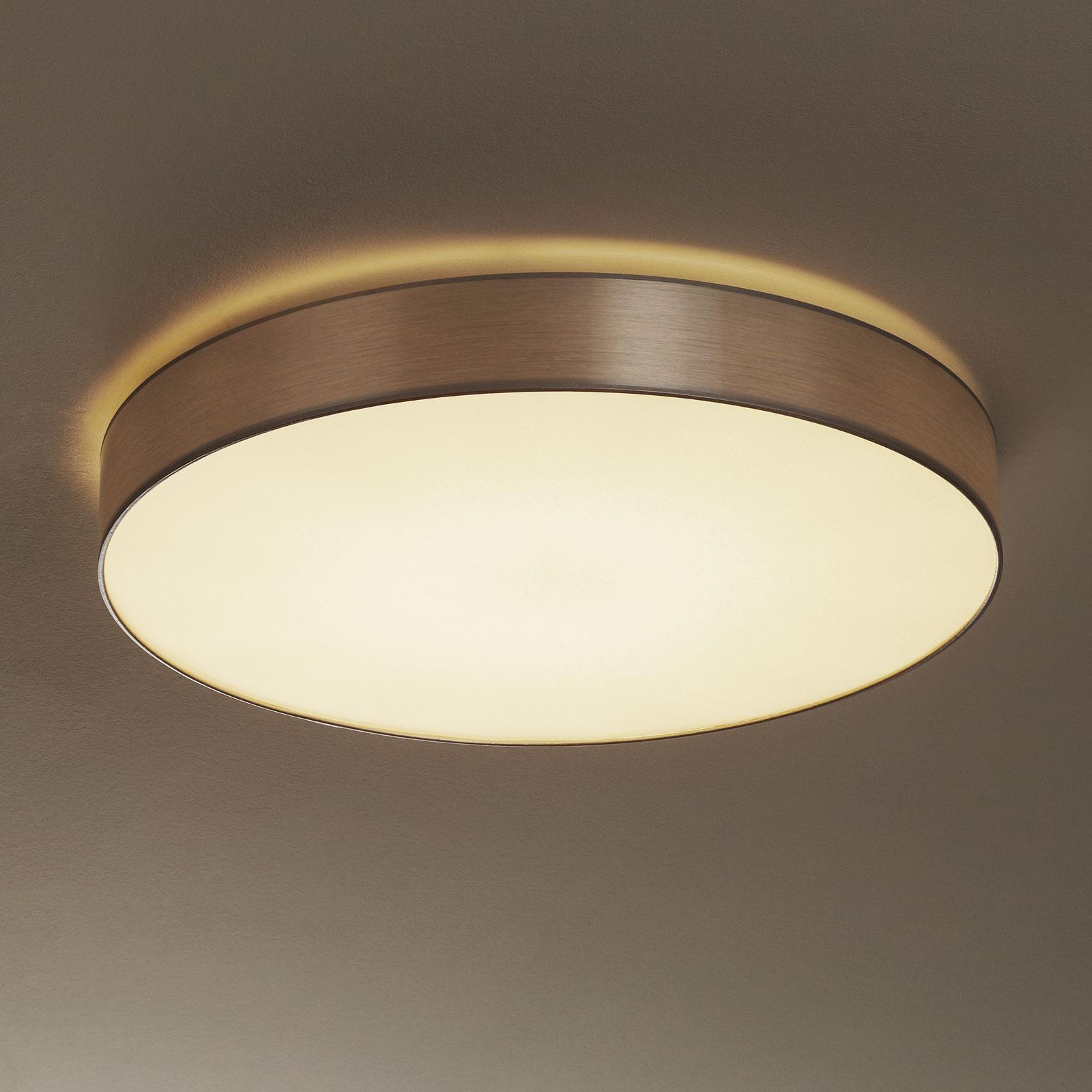 Aurelia - ściemniana lampa sufitowa LED