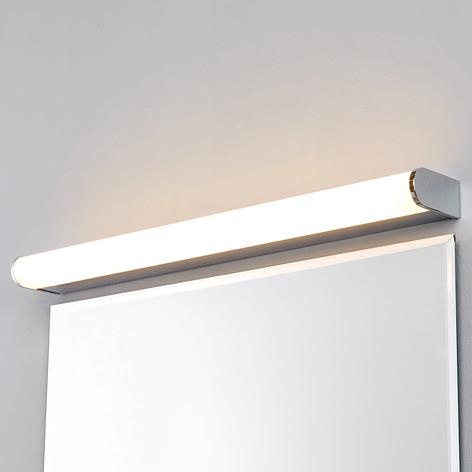 Philippa LED-lampe til spejl og bad halvrund, 58cm