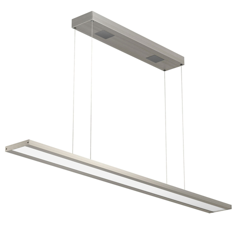 Závěsné LED světlo Classic Tec Basic z hliníku