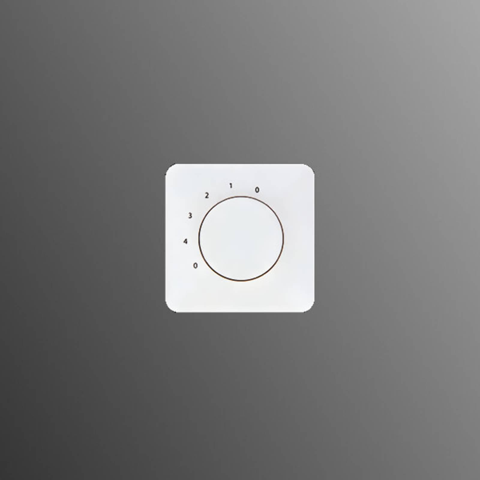 Vægkontakt til loftventilator