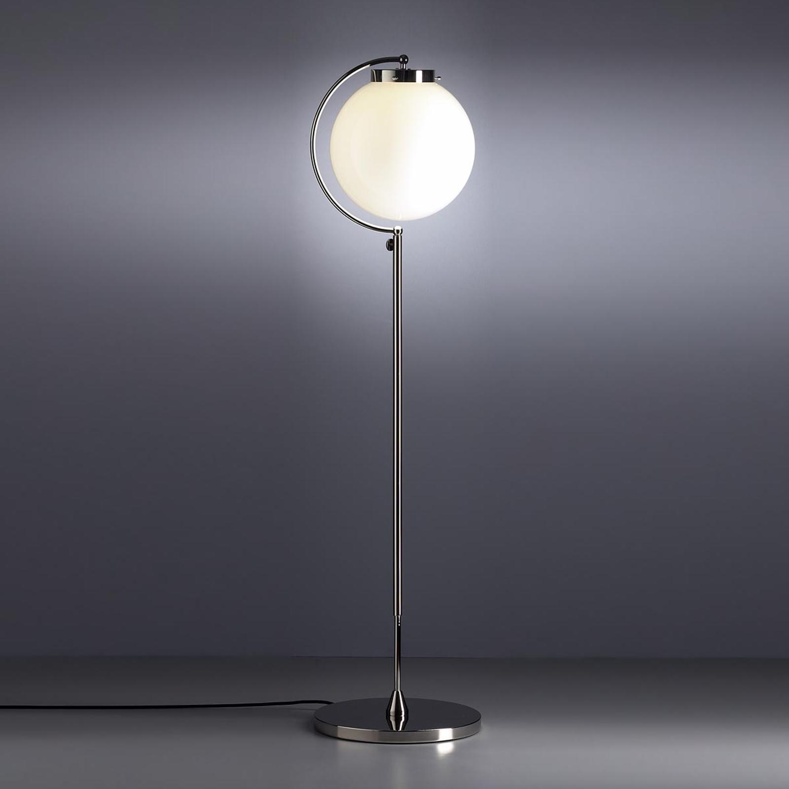 Lampa stojąca Richarda Döckera w stylu Bauhaus
