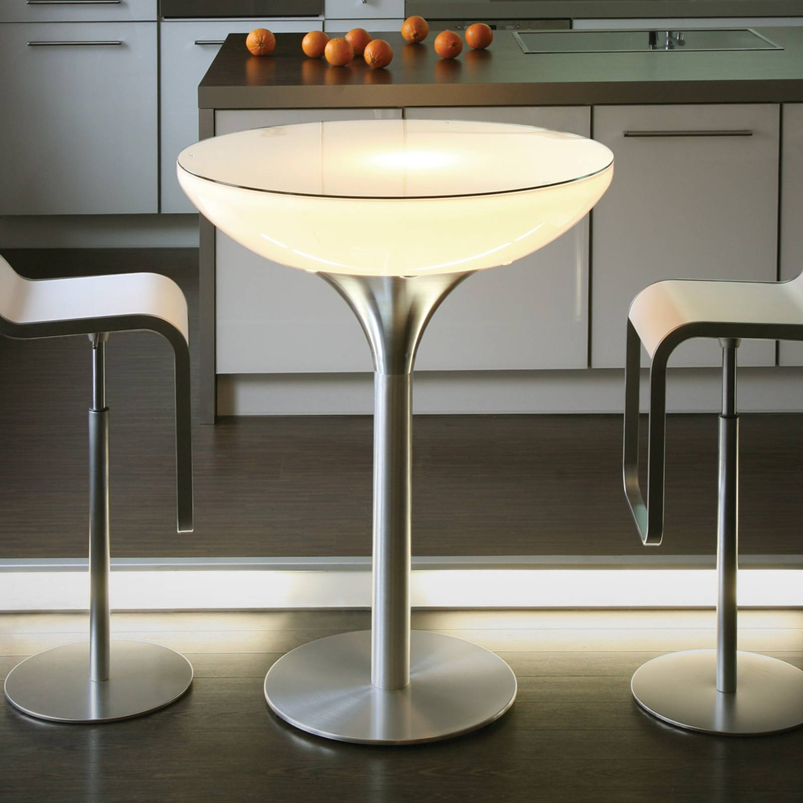 Lounge Table Indoor light table H 105cm