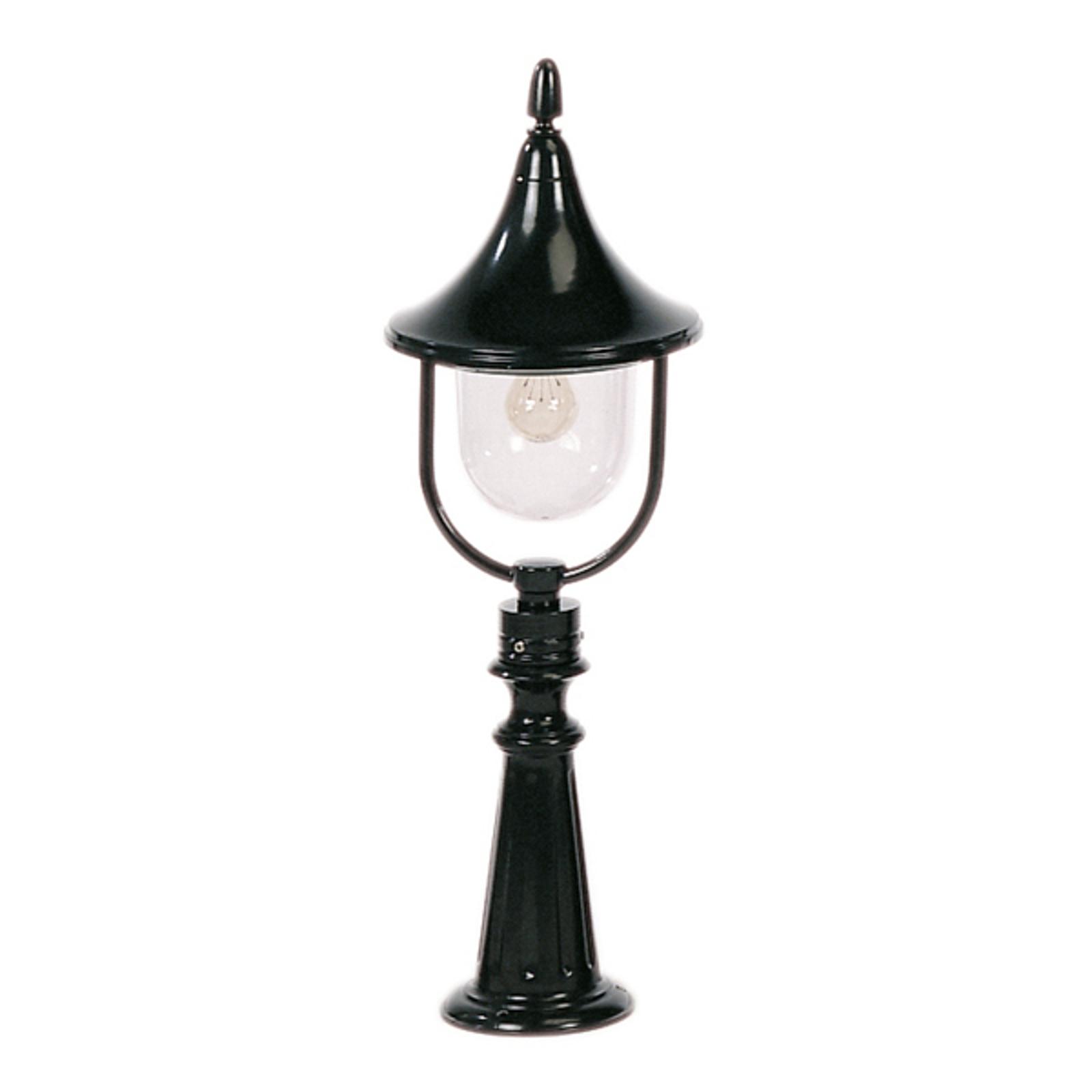 Tuinpadverlichting Parma 77 cm, zwart