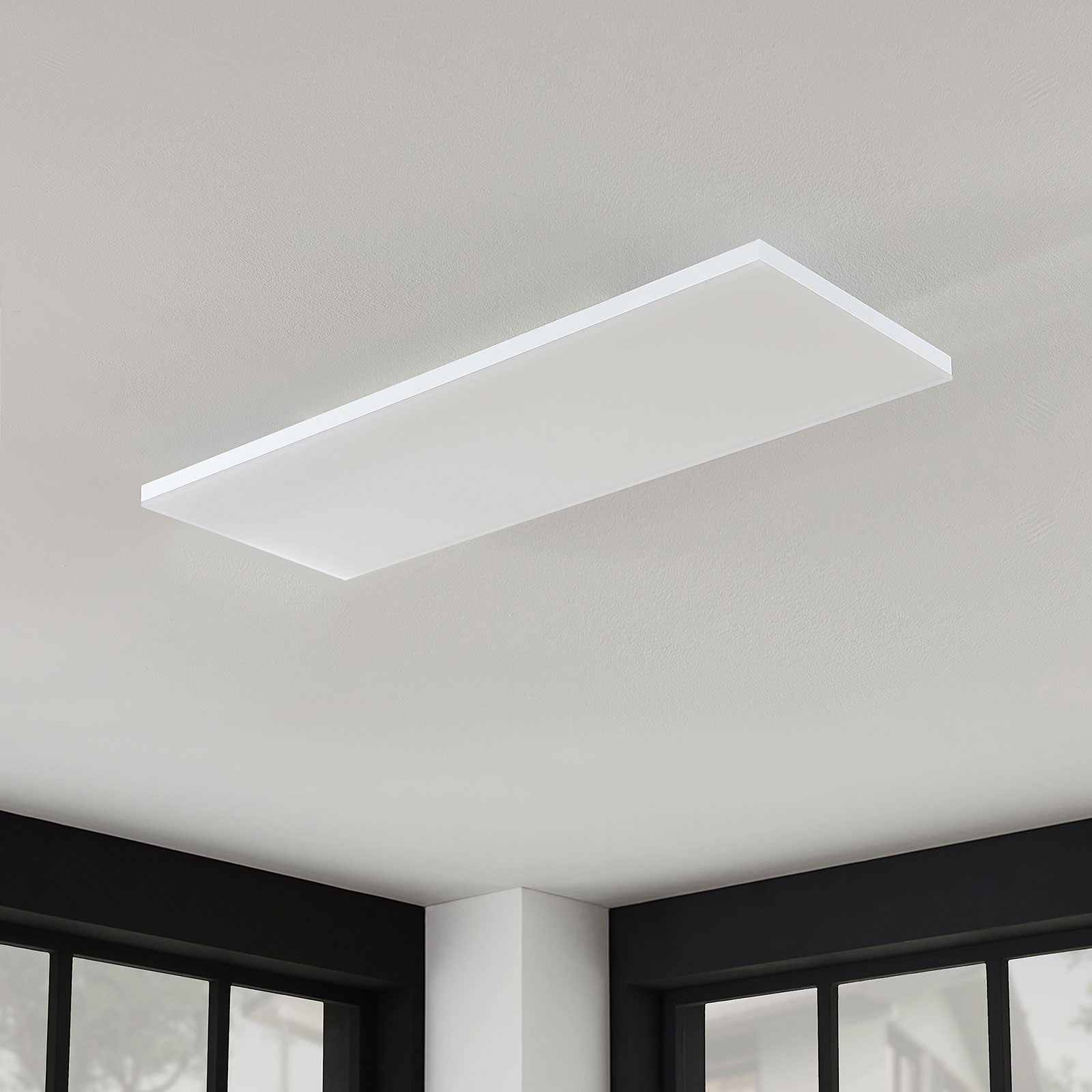 Panneau LED Blaan CCT télécommande 79,5 x 29,5cm