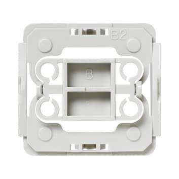 Homematic IP adapter voor Berker schakelaar B2 3x