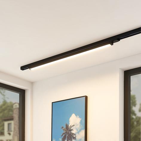 Arcchio Harlow lámpara de riel LED negro 109 cm