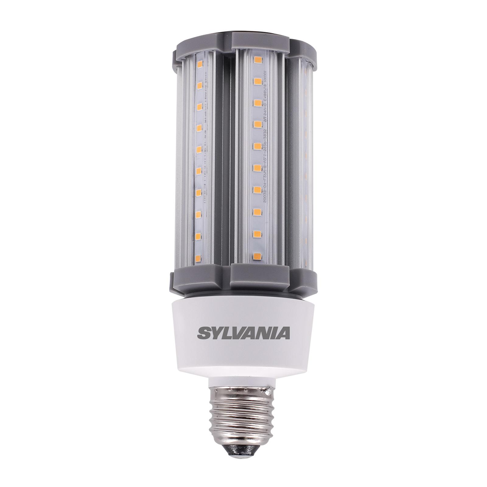 Sylvania LED-pære E27, 27W, 4000K, 3400 lm