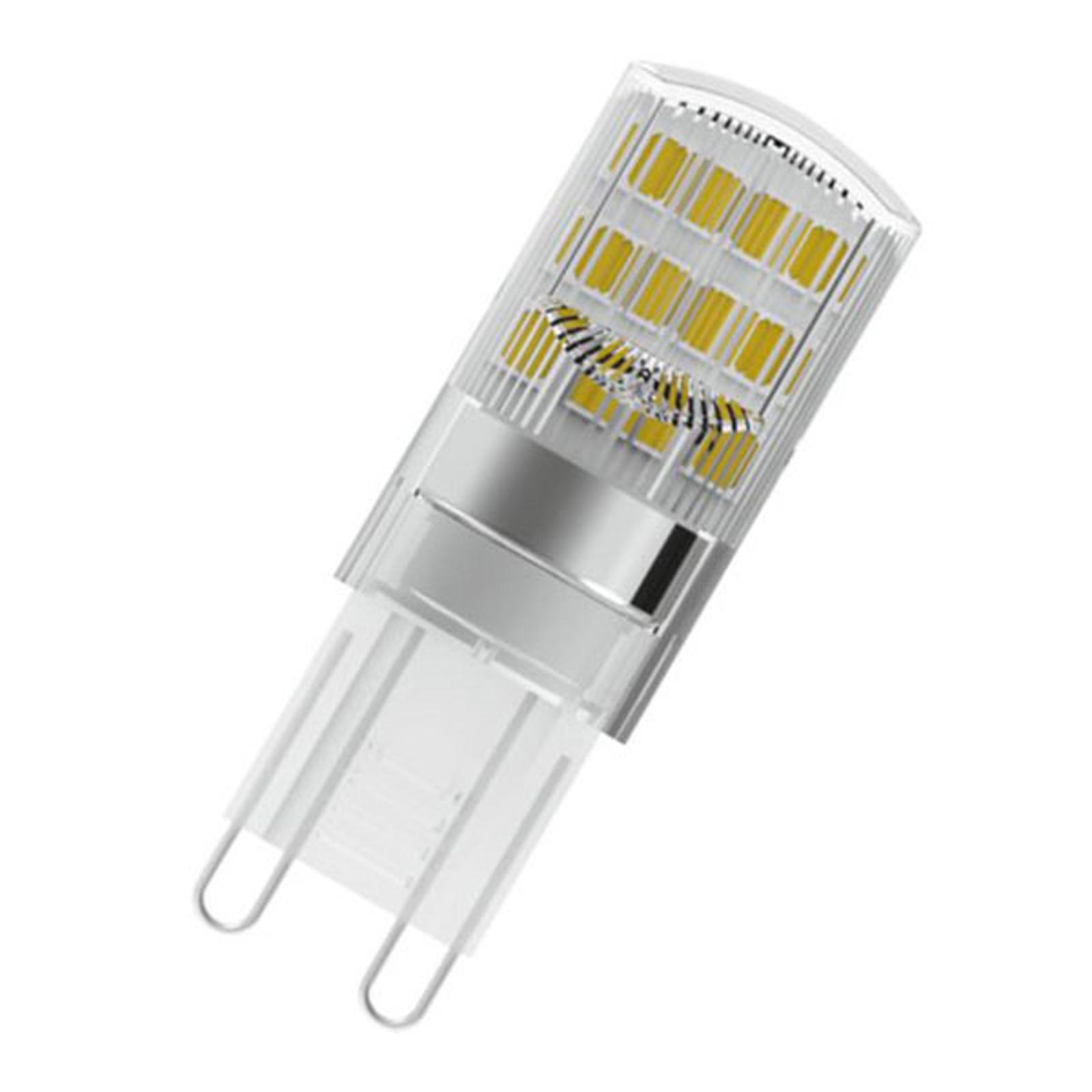 OSRAM LED-stiftpære G9 1,9 W 2700K klar
