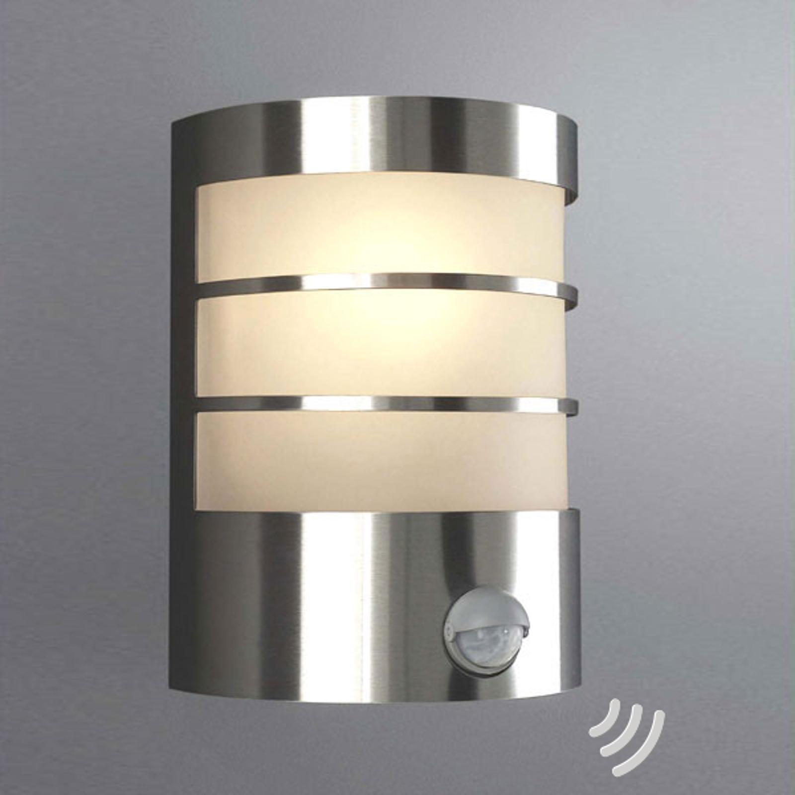Zewnętrzna lampa ścienna z czujnikiem IR CALGARY