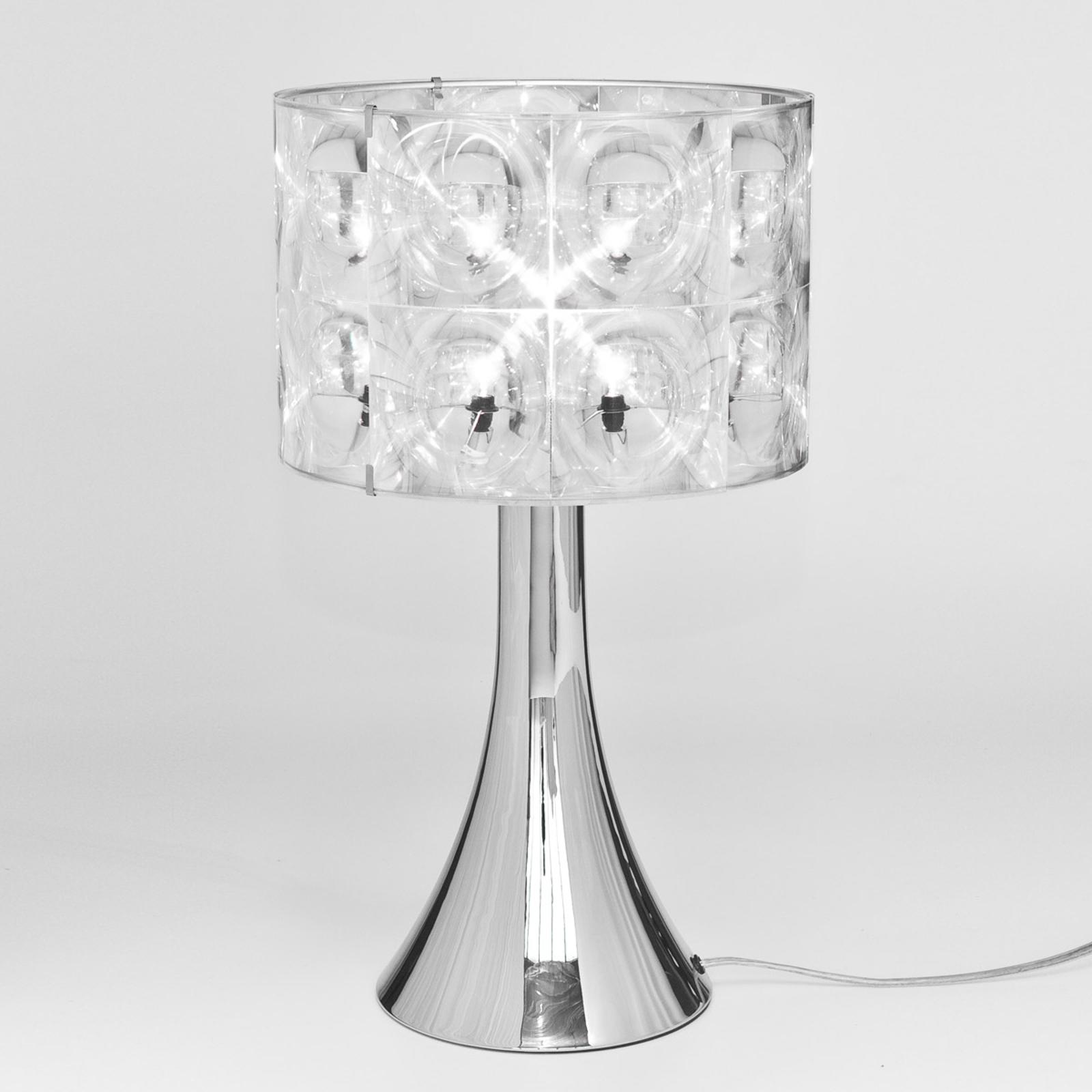 Innermost Lighthouse - designer tafellamp chroom